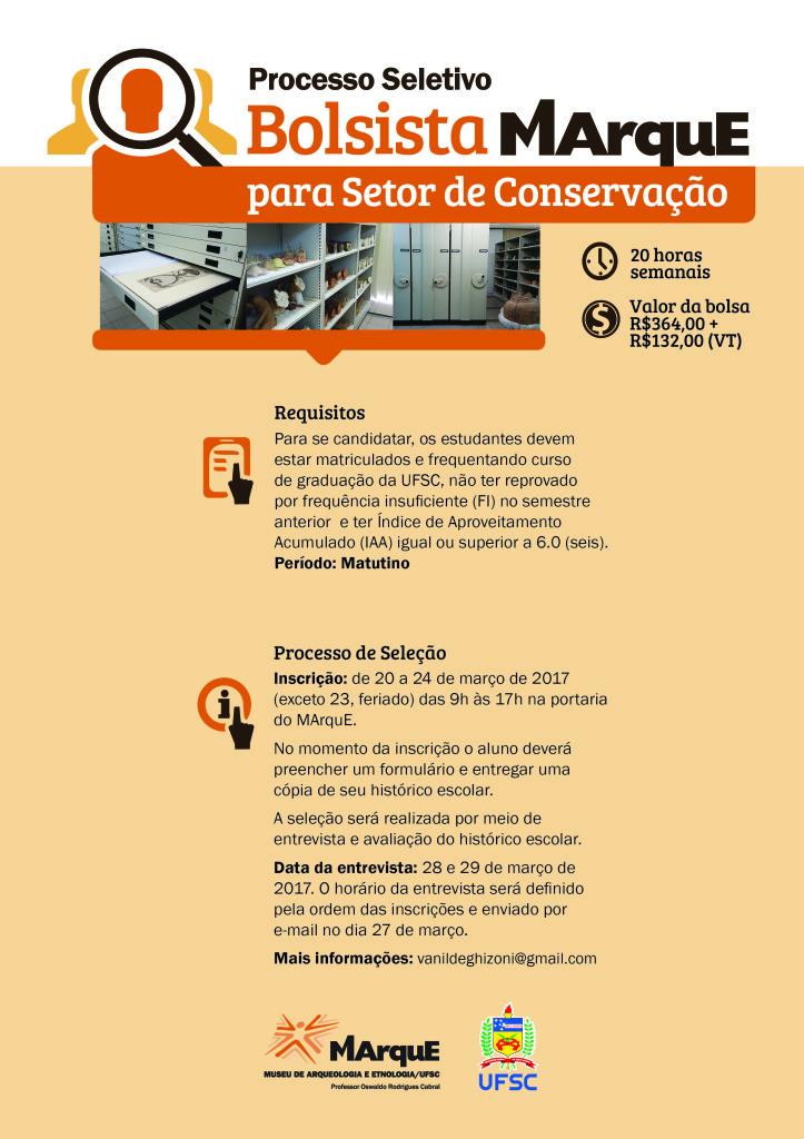 CERTO Divulgação Bolsa impressão_Conservação